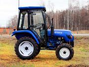 Трактор Четрпиллер ХТ-404 с кабиной Москва