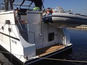 Моторная яхта Санкт-Петербург