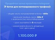 Сетка телеграм проектов Минск